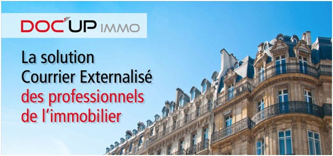 DOC'UP Immo courrier immobilier